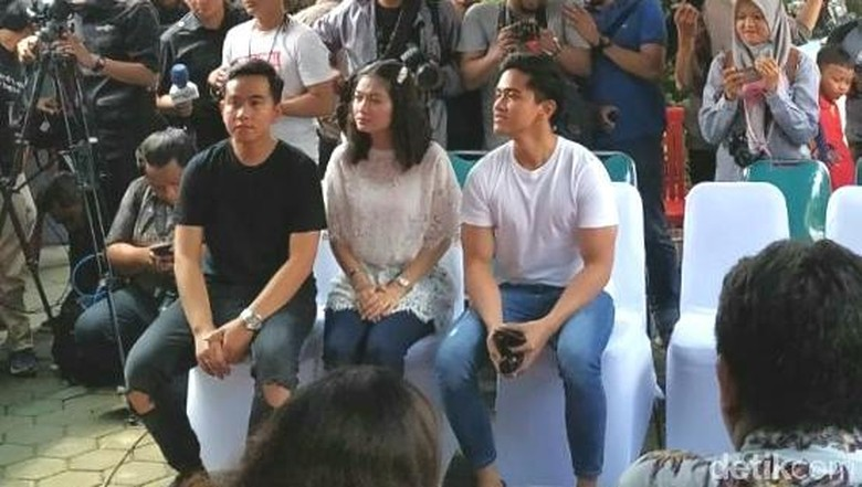 Ada Avengers: Endgame dan Diskonan, Anak Jokowi Ingatkan Netizen Bersyukur