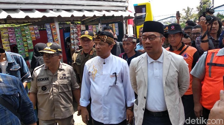 Pesan Ridwan Kamil ke Warga Jabar: Lupakan Kompetisi