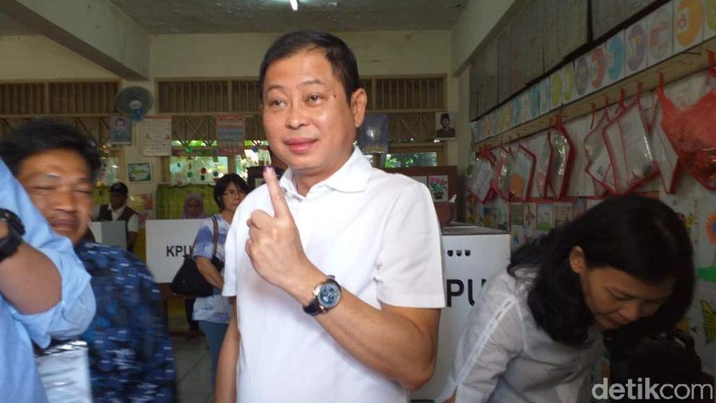 Harapan Jonan Jika Jokowi Kembali Terpilih Jadi Presiden