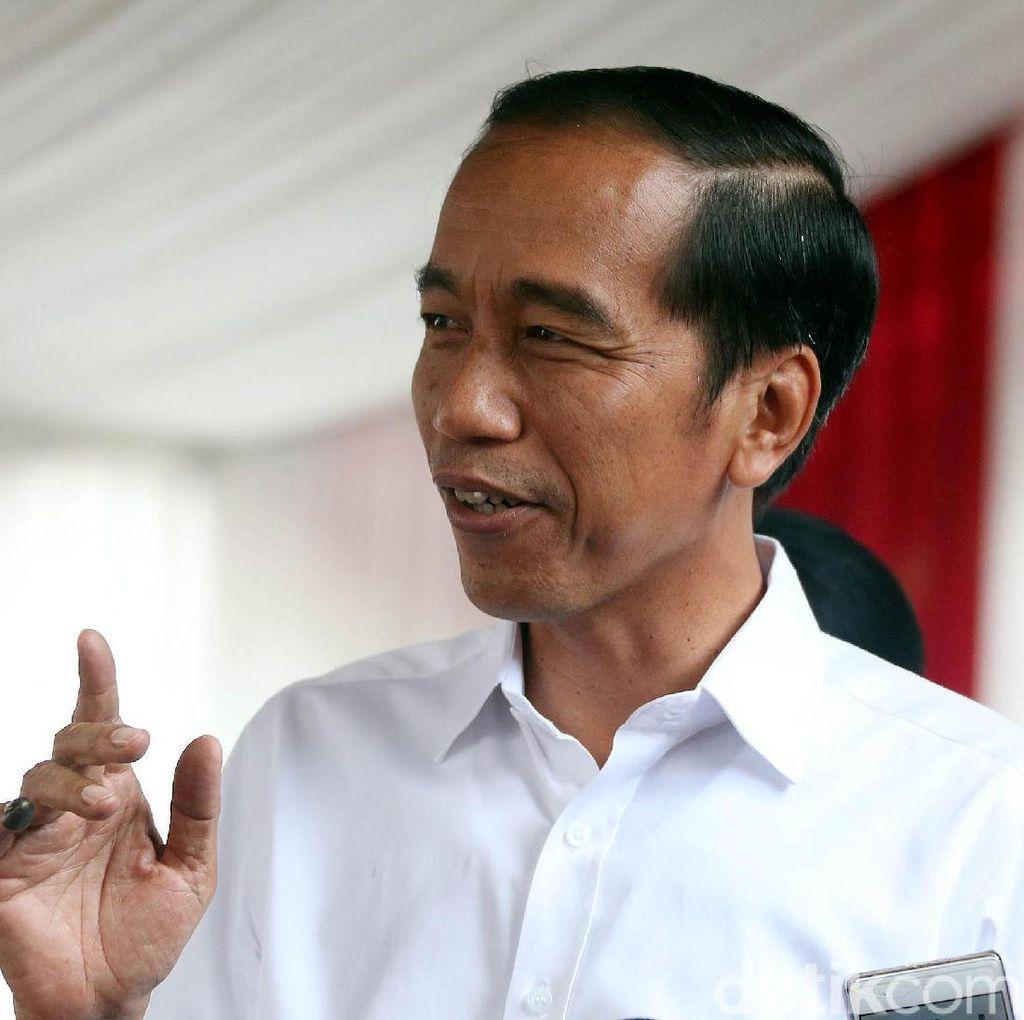 Jokowi: Melalui Nuzulul Quran, Ciptakan Kebaikan dan Tak Buat Kerusakan