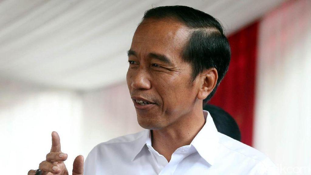 Soal Tiket Pesawat Mahal, Jokowi: Tanya Menhub