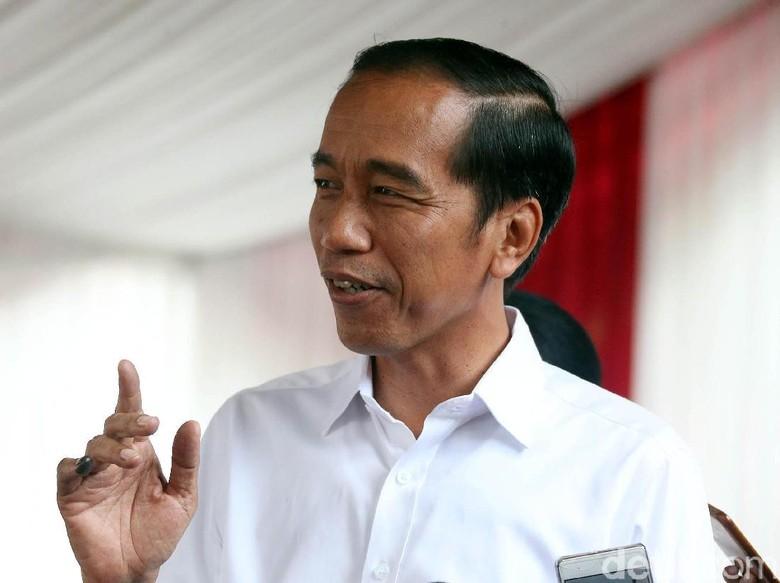 Jokowi Juara di TPS Wagub Jabar Uu