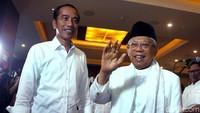 Ingat Kembali Janji Jokowi-Maruf Amin Setahun Kemarin