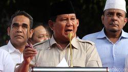 Video Pidato Prabowo yang Menolak Kalah