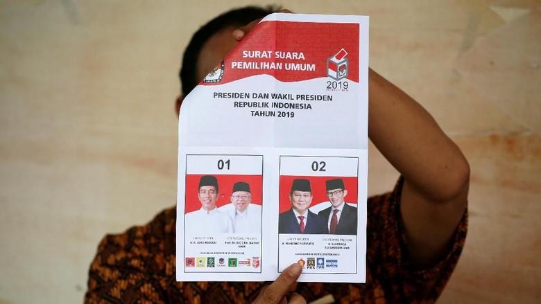 Media Internasional Soroti Quick Count Sementara yang Menangkan Jokowi