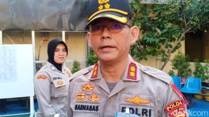 Antisipasi Virus Corona, Waktu Kunjungan Tahanan Rutan Polda Metro Jaya  Dibatasi