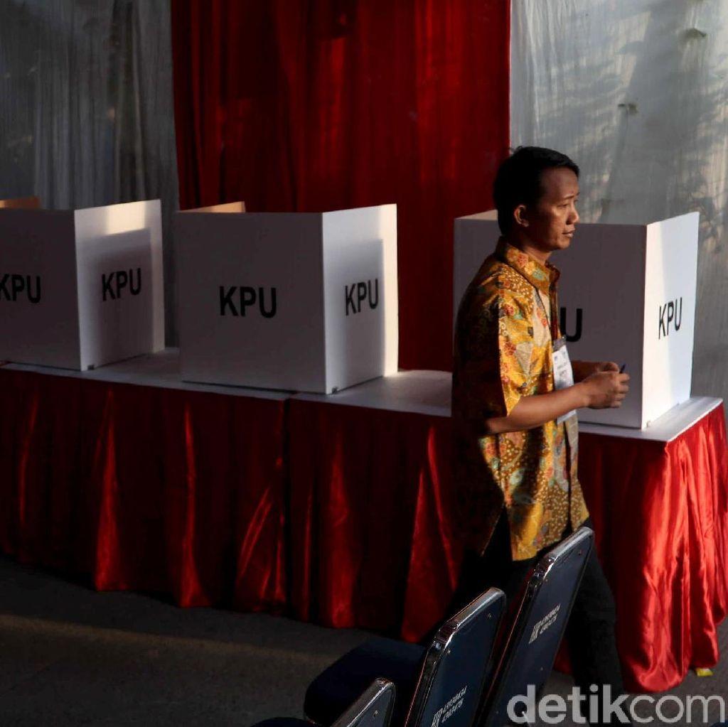 10 TPS di Banten Gelar Pemungutan Suara Ulang Mulai Besok