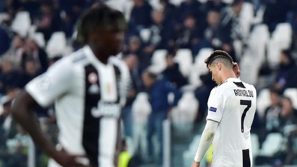 Ronaldo Akan Tinggalkan Juventus di Akhir Musim Depan?