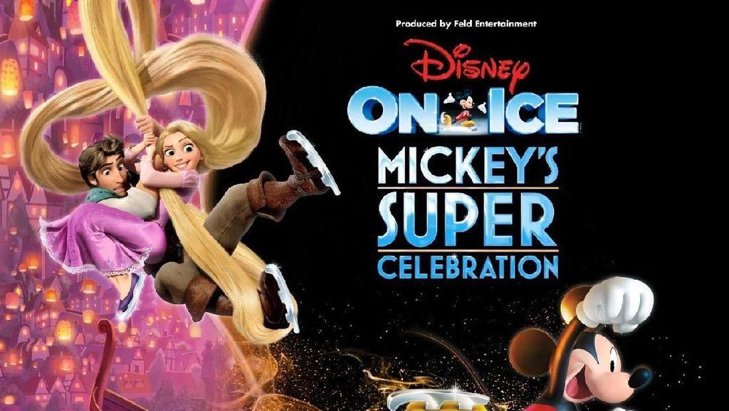 detikHOT Bagi-bagi 10 Tiket Nonton Disney on Ice, Yuk Ikutan!