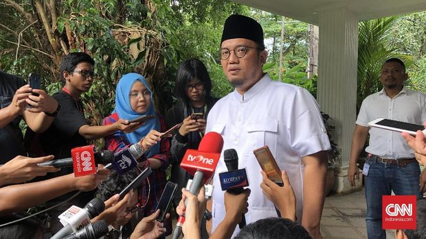 Prabowo Ajukan Gugatan ke MK karena Masukan Relawan