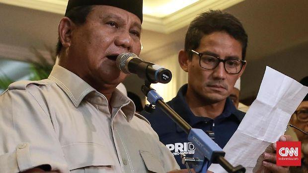 Presiden PKS Bantah Prabowo Usir Sandiaga
