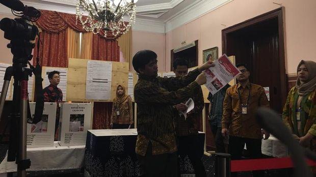 Jokowi-Ma'ruf Menang Telak di Moskow