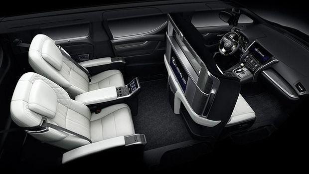 MPV Lexus buat Konsumen Lebih Tajir dari Pembeli Alphard
