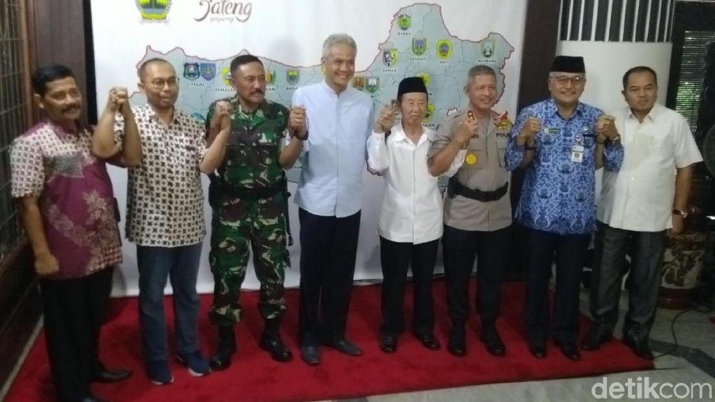 Kapolda Jateng Tegaskan Solo Aman Pasca Pemilu