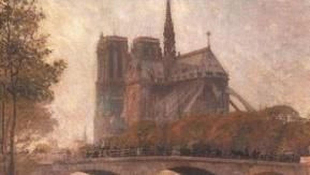 Akibat Kebakaran Katedral Notre-Dame, Novel Victor Hugo Jadi Buku Terlaris