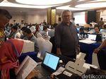KPU Cek Proses Input Data Penghitungan Suara DKI Jakarta ke Situng