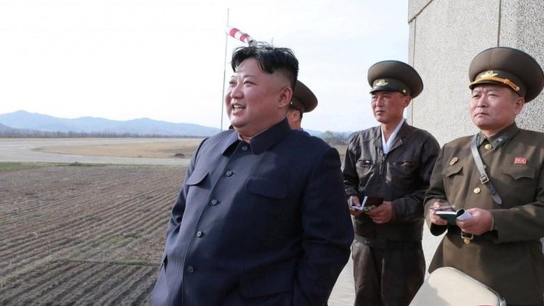 Korea Utara Klaim Uji Coba Senjata Baru