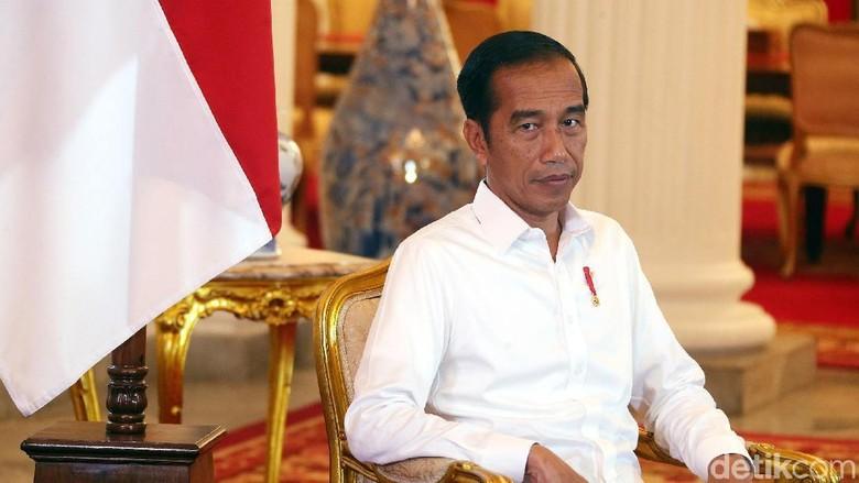 Jokowi Buka Suara Soal Calon Menteri