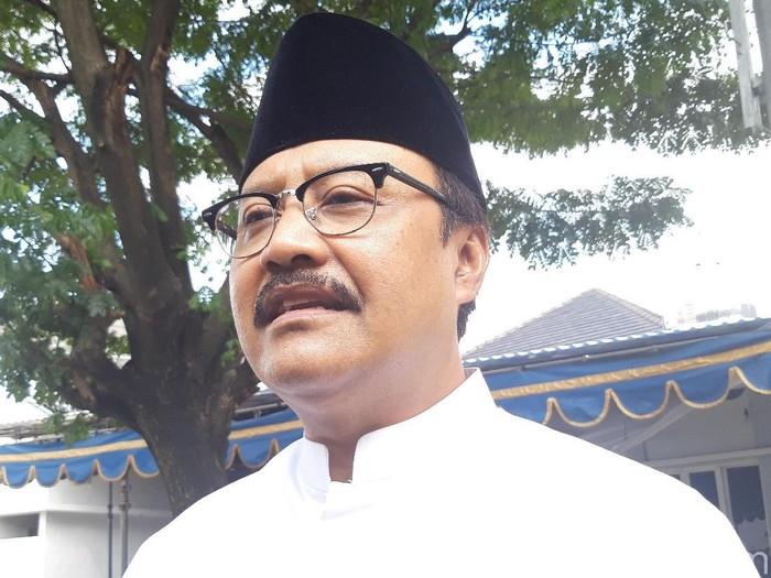 Salah satu Ketua PBNU Saifullah Yusuf atau Gus Ipul