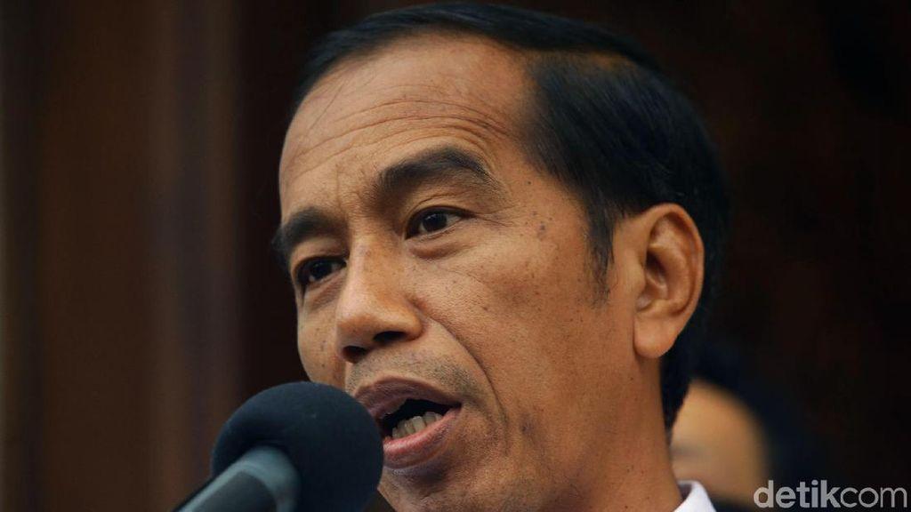 Jokowi Ketemu Said Iqbal Bahas Aturan Gaji Buruh