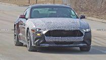 Keren Nih, Mustang Bakal Berbekal Hybrid Mulai Diuji