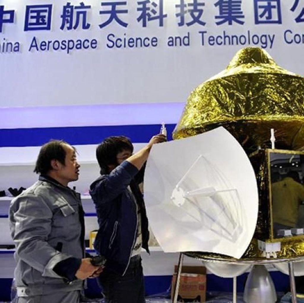 Sudah ke Bulan, China Kini Mau ke Mars dan Jupiter