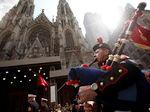 NYPD Tangkap Pria yang Masuk ke Katedral St Patrick Bawa Bensin