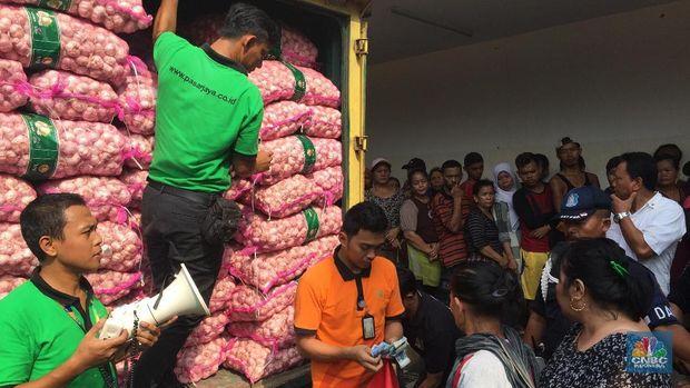 Serbu! Kemendag Sebar Bawang Putih Impor Rp 30.000/Kg