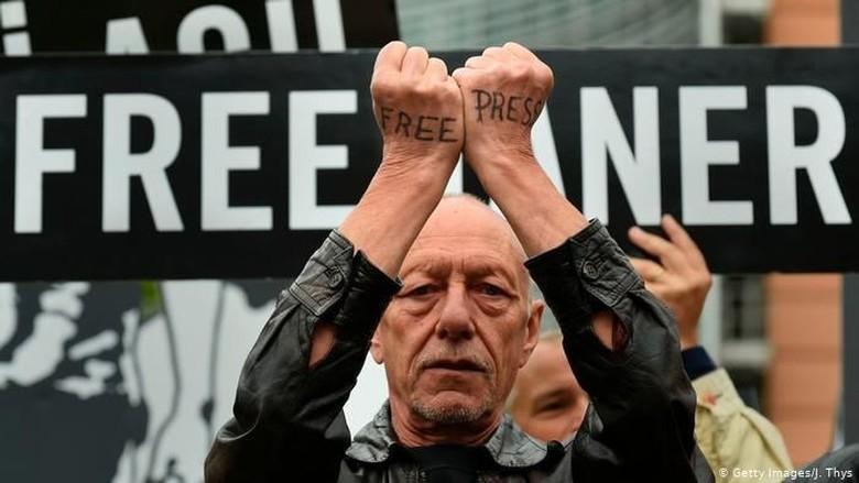 Reporter Lintas Batas: Kebebasan Pers Global Terancam