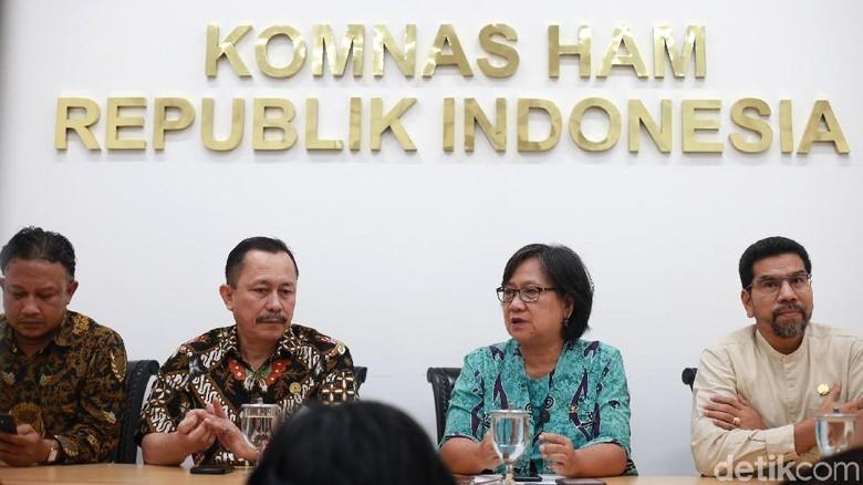 Komnas HAM Tanggapi Penyelenggaraan Pemilu 2019
