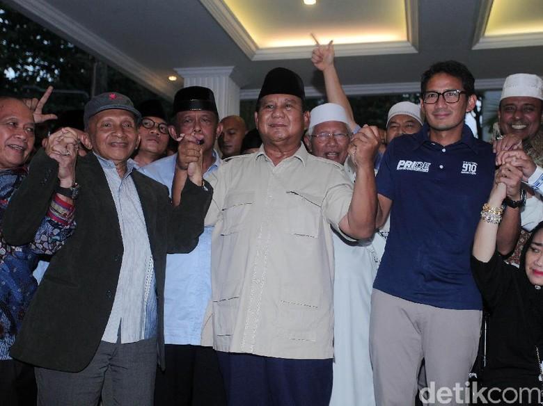 Prabowo 3 Kali Deklarasi Menang Pilpres, Masinton: Jadi Lucu