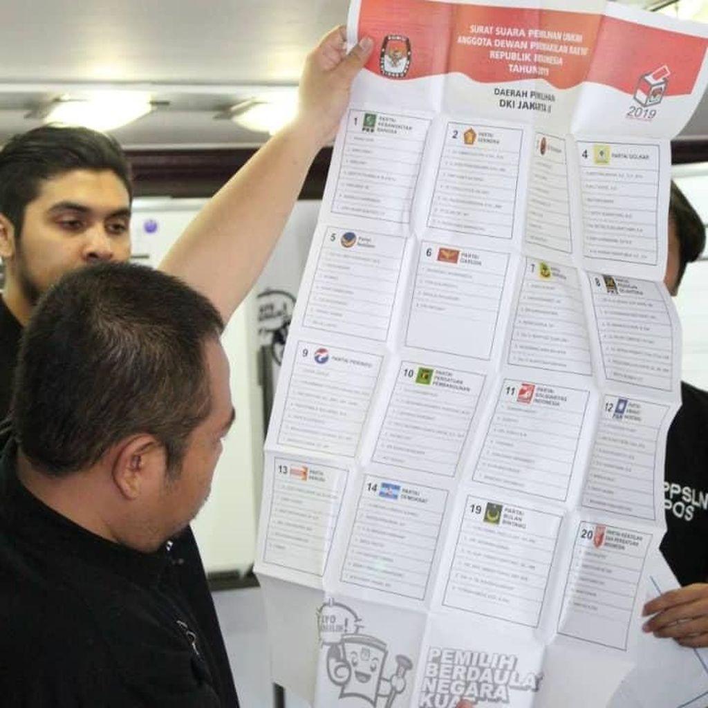 Suka Duka Menjadi Ketua KPPS Pemilu Tersulit di Dunia
