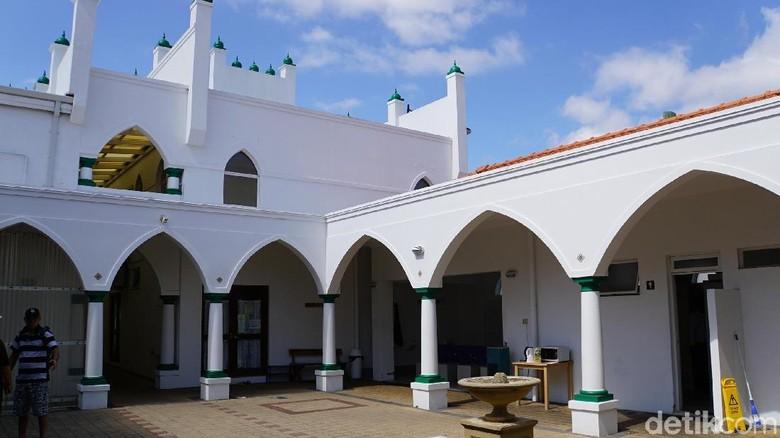 Masjid di Perth (Masaul/detikcom)