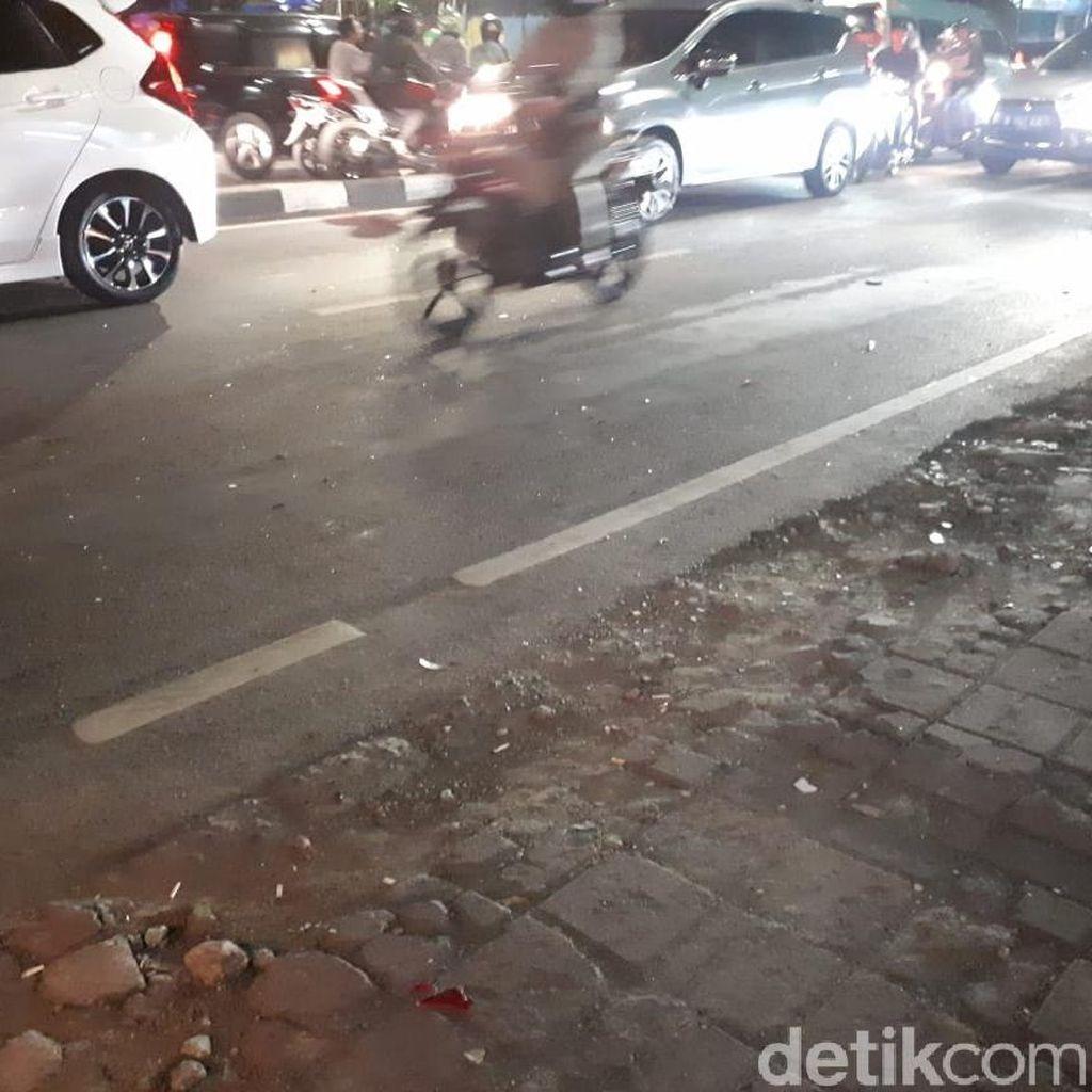 Kecelakaan di Manggarai, Polisi: Pelaku Kabur, Mobil Ditinggal