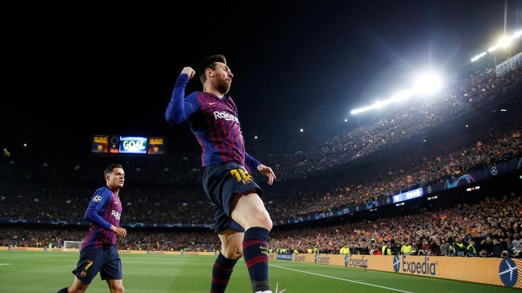 Bursa Juara Liga Champions: Barcelona Favorit, Liverpool Kedua