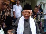 Kalah di Banten Versi QC, Maruf: Yang Penting Menang Nasional