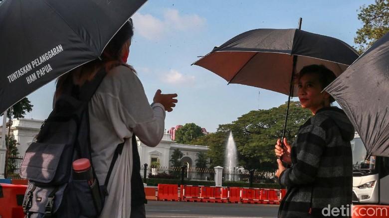 Aksi Kamisan Seberang Istana