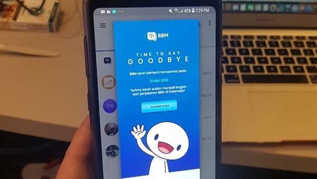 BBM Tutup, Blackberry Luncurkan BBMe Sebagai Ganti?