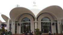Masjid Lain di Cilandak Ini Juga Jadi Sasaran Pencoretan
