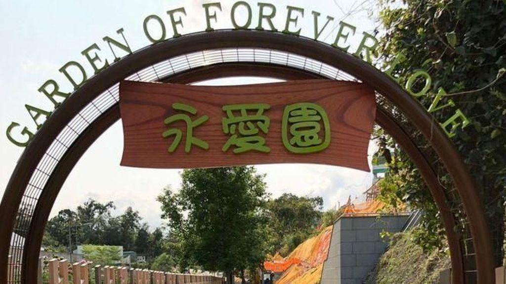 Hong Kong Buka Taman Pemakaman Khusus untuk Janin yang Gugur