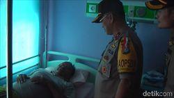 Cerita Polisi di Mamuju Pingsan di Tengah Hutan Akibat Kelelahan Menuju TPS