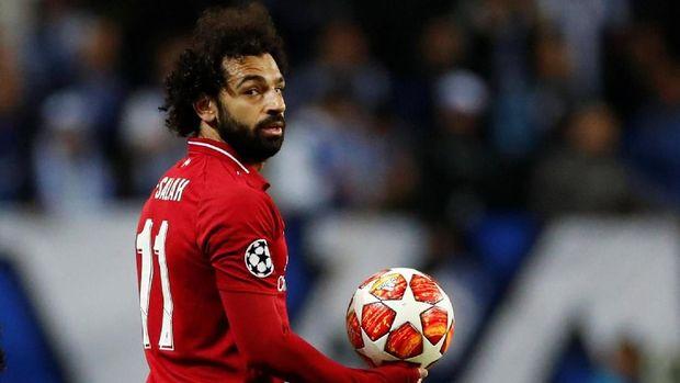 Mohamed Salah diminati sejumlah klub raksasa Eropa.