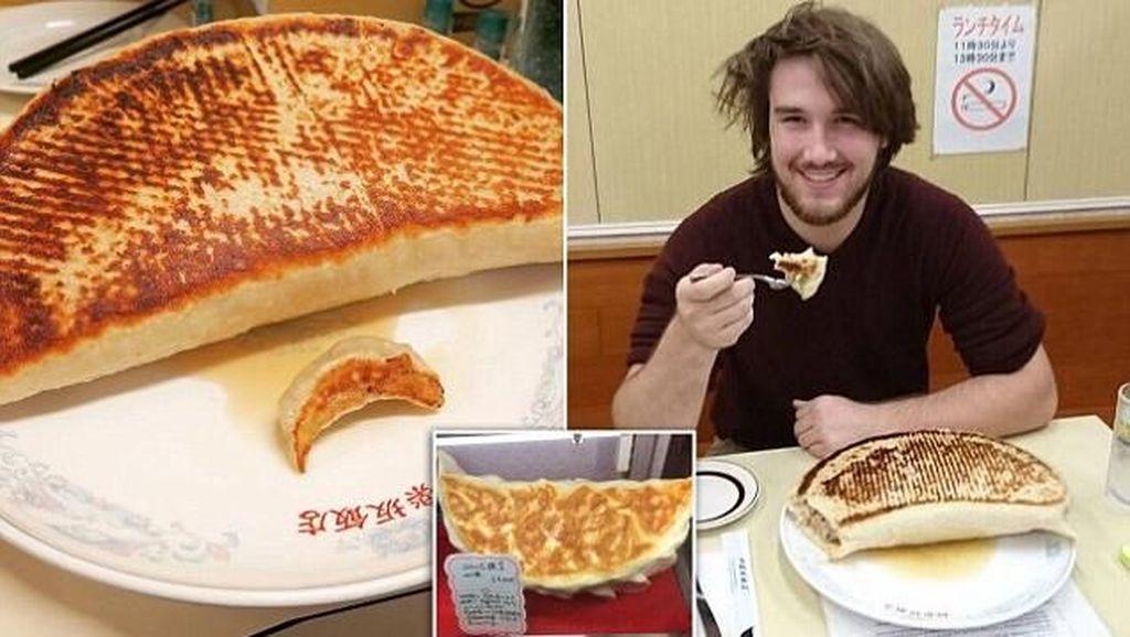 8 Tantangan Makan Porsi Jumbo yang Ekstrem di Resto Jepang