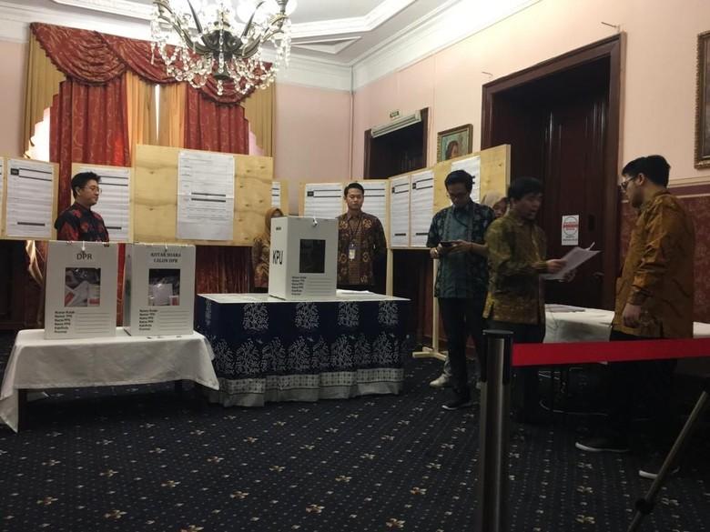 Jokowi-Maruf Menang Telak di Moskow