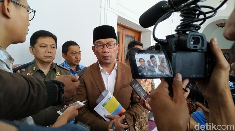 Jokowi Kalah di Jabar, Ridwan Kamil: Kami Sudah Bekerja Keras