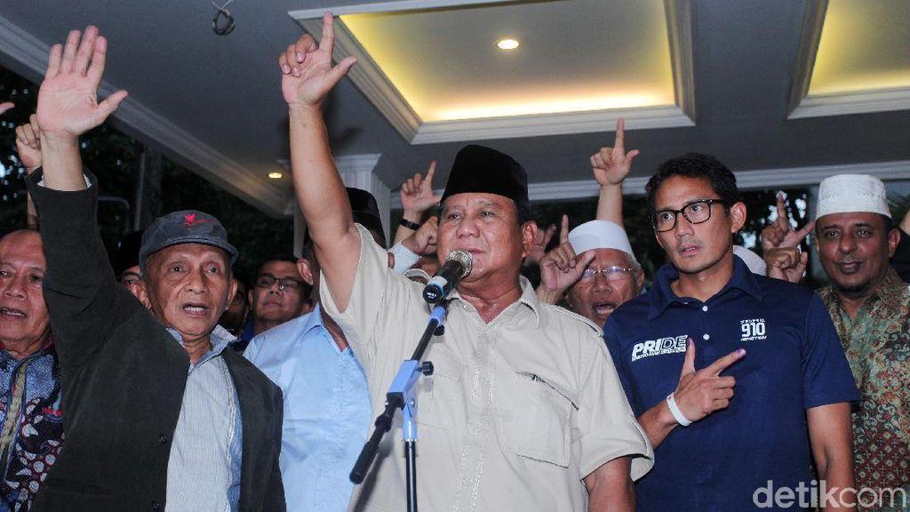 BPN Bicara Hubungan Prabowo-Sandiaga: Mesra Kok