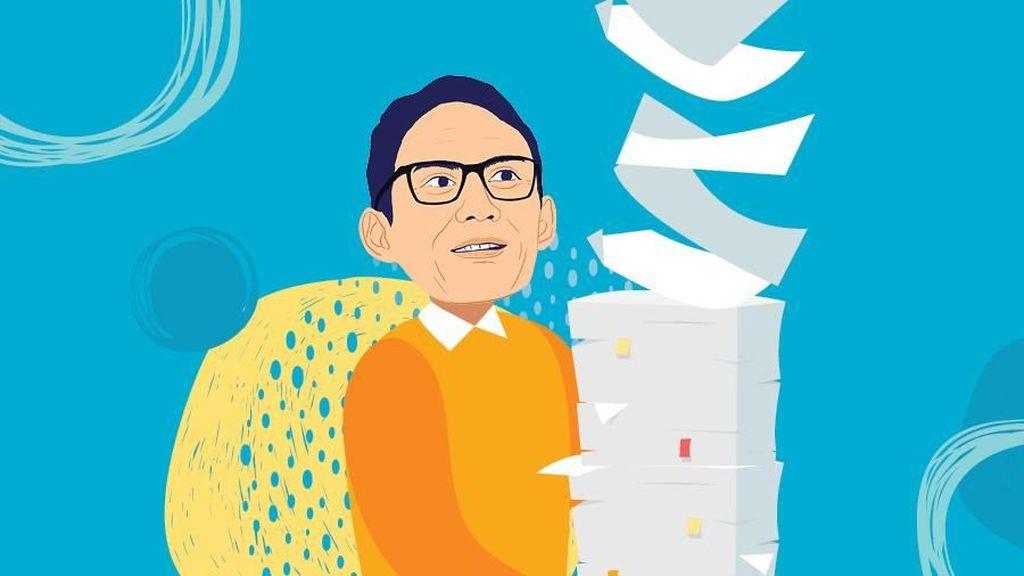 Saham Turun, Perusahaan Sandi Mau Buy Back Rp 110 M