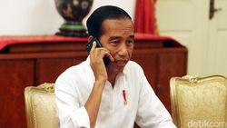 Jokowi Balas Tweet Ucapan Selamat dari Mahathir hingga PM Australia