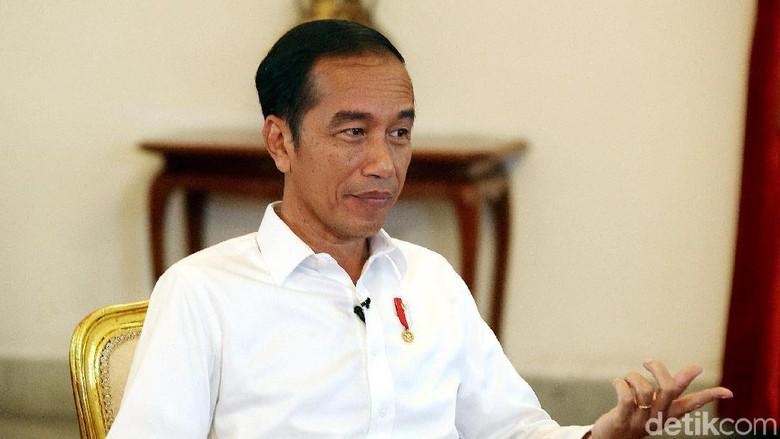 Jokowi Undang Lagi Pedagang yang Dijarah Saat 22 Mei, Kini Giliran Pak Usma