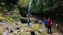 Foto: Purworejo Punya Air Terjun Baru yang Instagramable